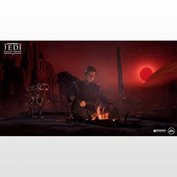تصویر بازی پلی استیشن ۴ ریجن ۲-Star Wars Jedi: Fallen Order