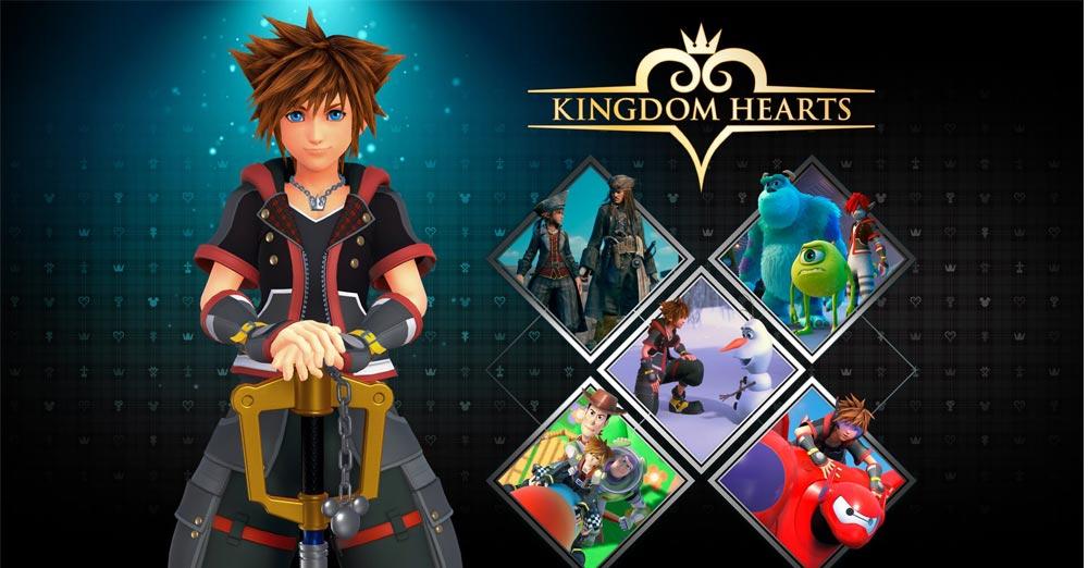 معرفی بازی Kingdom Hearts 3