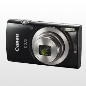دوربین عکاسی دیجیتال کانن Canon PowerShot IXUS 185 Camera Black