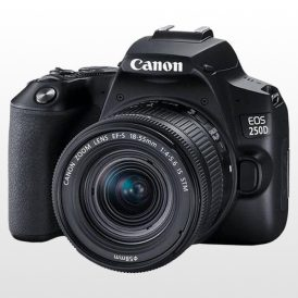 دوربین عکاسی دیجیتال کانن CANON EOS 250D Kit EF-S 18-55 mm f4-5.6 IS STM
