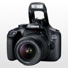 دوربین عکاسی دیجیتال کانن Canon EOS 4000D Kit EF-S 18-55mm III