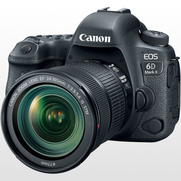 دوربین عکاسی کانن Canon EOS 6D Mark II Kit 24-105mm f3.5-5.6 STM