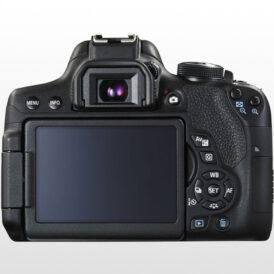 دوربین عکاسی دیجیتال کانن Canon EOS 750D Kit 18-55mm f3.5-5.6 IS STM