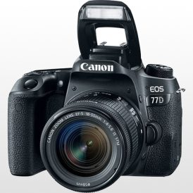 دوربین عکاسی کانن Canon EOS 77D Kit EF-S 18-55mm f3.5-5.6 IS STM
