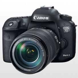 دوربین عکاسی دیجیتال کانن Canon EOS 7D Mark II Kit 18-135mm f3.5-5.6 IS USM