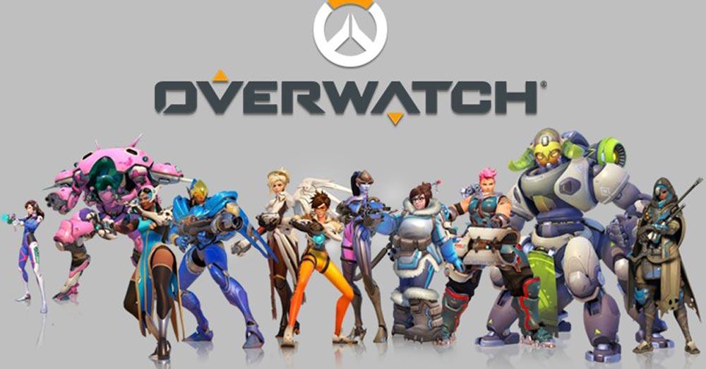 معرفی بازی Overwatch