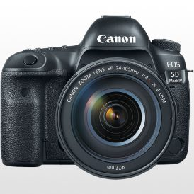 دوربین عکاسی کانن Canon EOS 5D Mark IV Kit 24-105mm f4L IS II USM