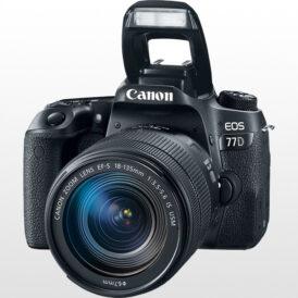 دوربین عکاسی کانن Canon EOS 77D Kit 18-135mm f3.5-5.6 IS USM