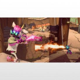 تصویر بازی پلی استیشن ۴ ریجن ۲-Plants vs Zombies: Battle for Neighborville
