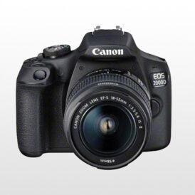 دوربین عکاسی دیجیتال کانن Canon EOS 2000D kit EF-S 18-55mm IS II