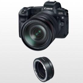 دوربین عکاسی بدون آینه Canon EOS R Kit 24-105mm and Mount Adapter EF-EOS R