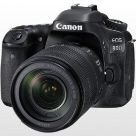 دوربین عکاسی دیجیتال کانن Canon EOS 80D Kit 18-135mm f3.5-5.6 IS USM