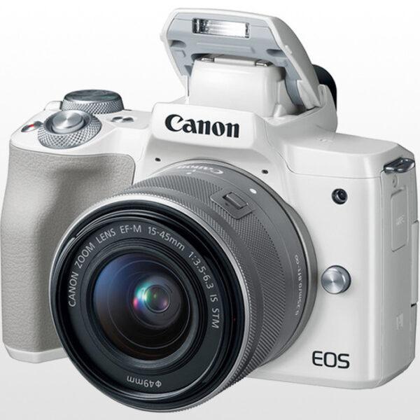 دوربین عکاسی دیجیتال بدون آینه کانن Canon EOS M50 kit 15-45mm white