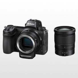 دوربین عکاسی دیجیتال بدون آینه نیکون Nikon Z7 mirrorless KIT NIKKOR Z 24-70mm and FTZ Adapter