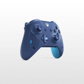 تصویر دسته ایکس باکس وان Xbox One Wireless Controller Sport Blue