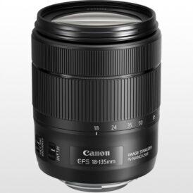 لنز دوربین کانن Canon EF-S 18-135mm f/3.5-5.6 IS USM No Box