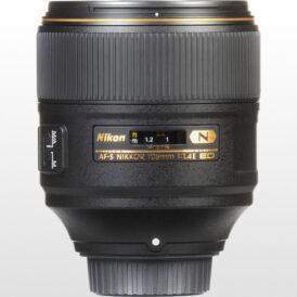 لنز دوربین نیکون Nikon AF-S NIKKOR 105mm f/1.4E ED