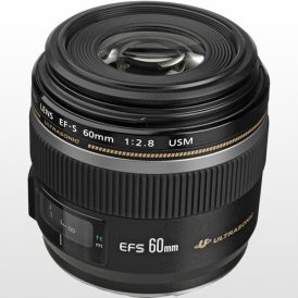 لنز دوربین کانن Canon EF-S 60mm f/2.8 Macro USM