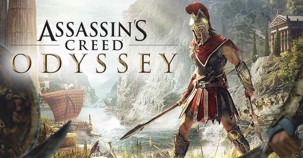 معرفی بازی Assassin's Creed Odyssey