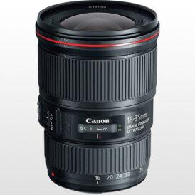 لنز دوربین کانن Canon EF 16-35mm f/4L IS USM