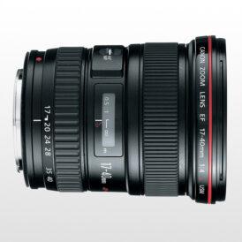 لنز دوربین کانن Canon EF 17-40mm f/4L USM