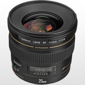 لنز دوربین کانن Canon EF 20mm f/2.8 USM