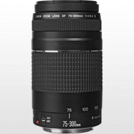 لنز دوربین کانن Canon EF 75-300mm f/4-5.6 III