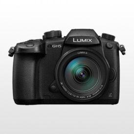 دوربین عکاسی دیجیتال بدون آینه Panasonic Lumix DMC-GH5 kit 12-35mm