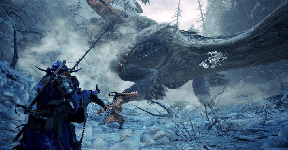 معرفی بازی Monster Hunter World