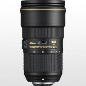 لنز دوربین نیکون Nikon AF-S NIKKOR 24-70mm f/2.8G ED VR