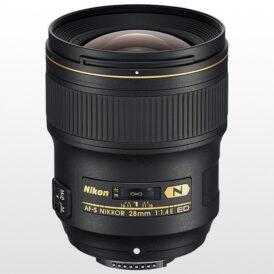 لنز دوربین نیکون Nikon AF-S NIKKOR 28mm f/1.4E ED