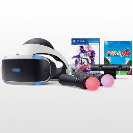 پلی استیشن وی آر Playstation VR Blood & Truth and Everybody's Golf-ZVR2