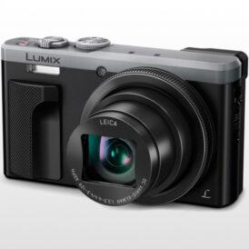 دوربین عکاسی دیجیتال بدون آینه Panasonic Lumix DMC-TZ80 Silver
