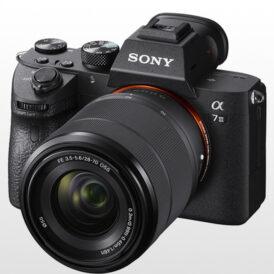 دوربین عکاسی دیجیتال بدون آینه Sony Alpha a7 III Mirrorless kit 28-70mm