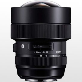 لنز دوربین سیگما Sigma 14-24mm F2.8 DG HSM Art for Canon EF