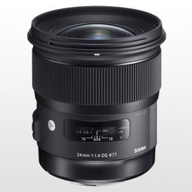 لنز دوربین سیگما Sigma 24mm f/1.4 DG HSM Art for Canon