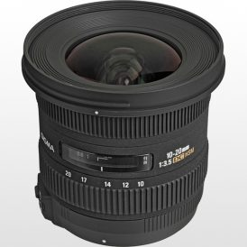 لنز دوربین سیگما Sigma 10-20mm F3.5 EX DC HSM for Nikon