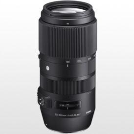 لنز دوربین سیگما Sigma 100-400mm f/5-6.3 DG OS HSM C for Nikon F