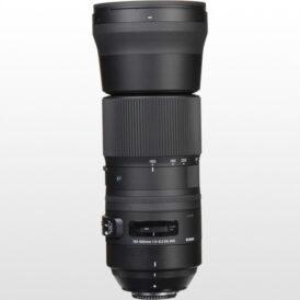 لنز دوربین سیگما Sigma 150-600mm F5-6.3 DG OS HSM | C For Nikon