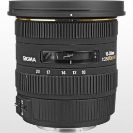 لنز دوربین سیگما Sigma 10-20mm F3.5 EX DC HSM for Canon