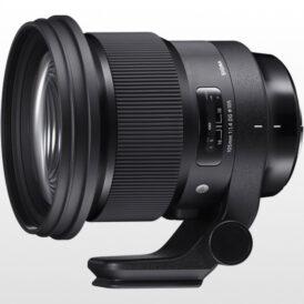 لنز دوربین سیگما Sigma 105mm f/1.4 DG HSM Art Lens for Nikon F