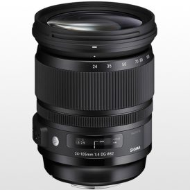 لنز دوربین سیگما Sigma 24-105mm f/4 DG OS HSM Art for Canon
