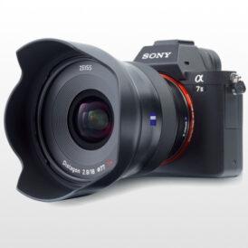 لنز دوربین زایس Zeiss Batis 18mm F2.8 for sony