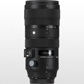 لنز دوربین سیگما Sigma 70-200mm f/2.8 DG OS HSM Sports for Canon EF