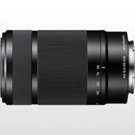 لنز دوربین سونی Sony E 55-210mm f/4.5-6.3 OSS Lens