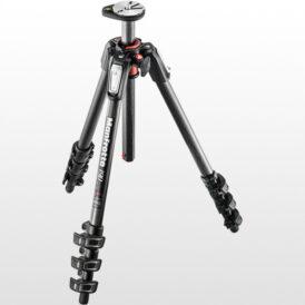 سه پایه دوربین مانفرتو Manfrotto MT190CXPRO4 Carbon Fiber Tripod