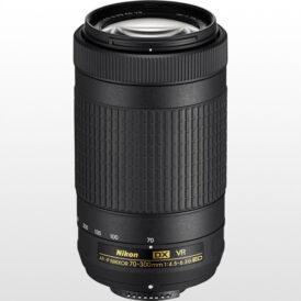 لنز دوربین نیکون Nikon AF-P DX NIKKOR 70-300mm f/4.5-6.3G ED VR
