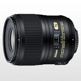 لنز دوربین نیکون Nikon AF-S Micro NIKKOR 60mm f/2.8G ED
