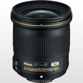 لنز دوربین نیکون Nikon AF-S NIKKOR 24mm f/1.8G ED