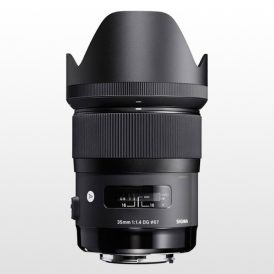 لنز دوربین سیگما Sigma 35mm f/1.4 DG HSM Art Lens for Nikon F